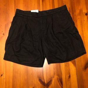NWT Old Navy Black Mid Rise Shorts